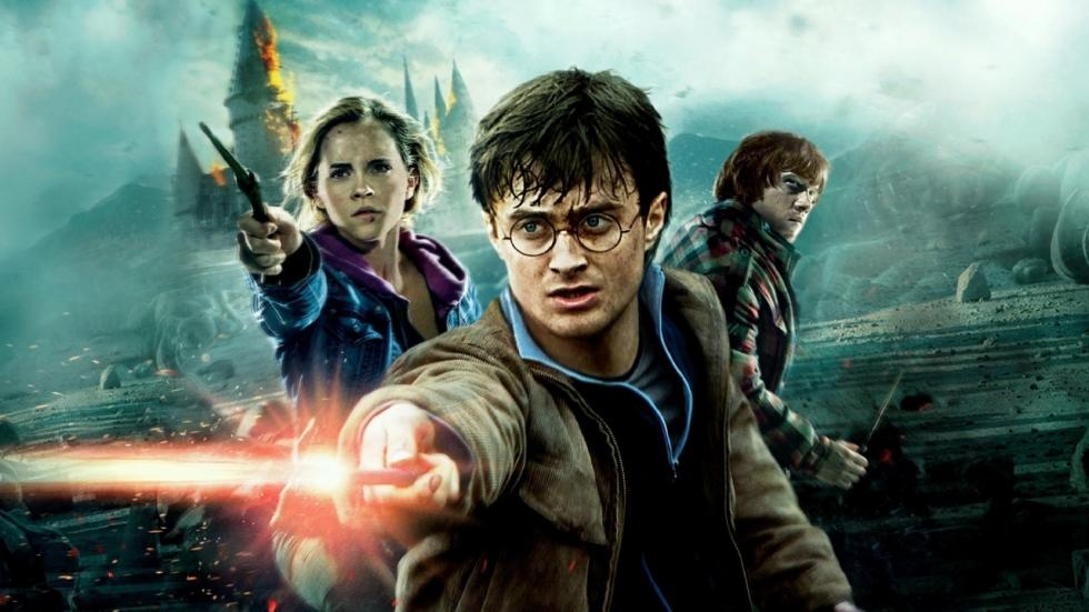 Zet J.K. Rowling een deur open voor nieuwe 'Harry Potter'-films?