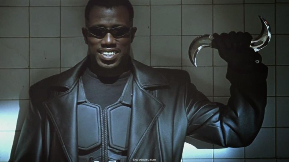Wesley Snipes (Blade) jaagt op zombies in 'Outbreak Z'
