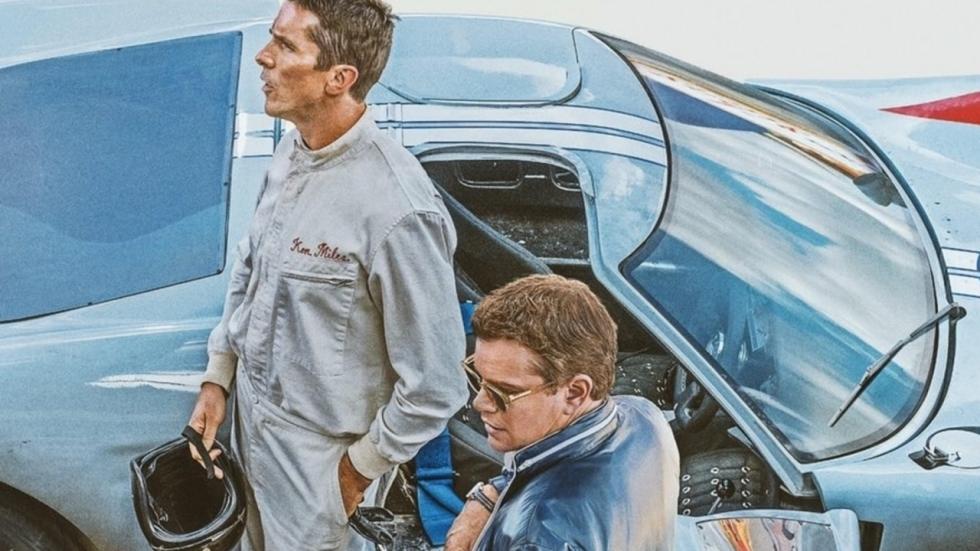 Eerste trailer 'Ford v Ferrari' / 'Le Mans '66' met Christian Bale en Matt Damon!