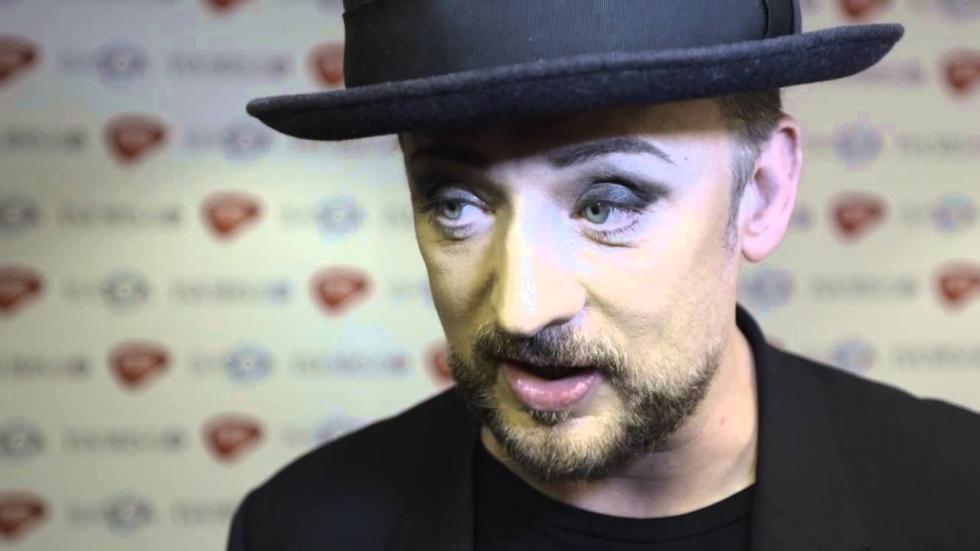 Na Queen en Elton John nu een biopic over Boy George van de 'Culture Club'