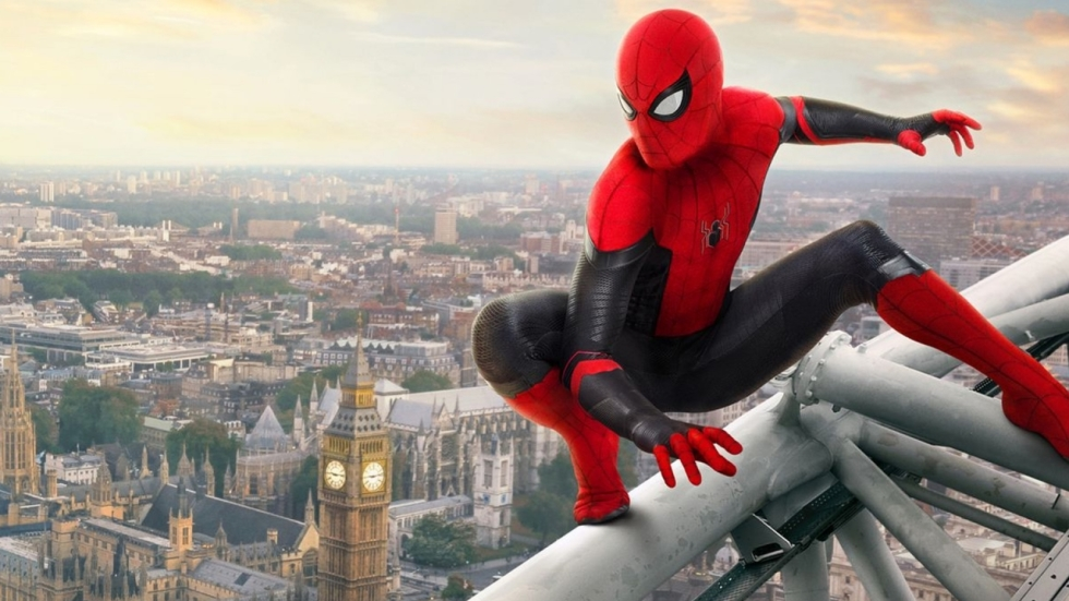 Spider-Man wordt geen emo in 'Spider-Man: Far From Home'