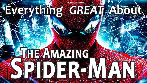 CinemaWins - Everything great about the amazing spider-man! (2012)