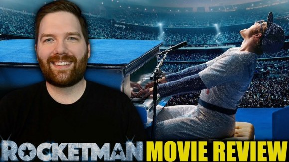 Chris Stuckmann - Rocketman - movie review