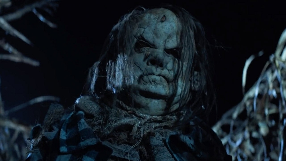 Griezelige nieuwe trailer 'Scary Stories to Tell in the Dark'