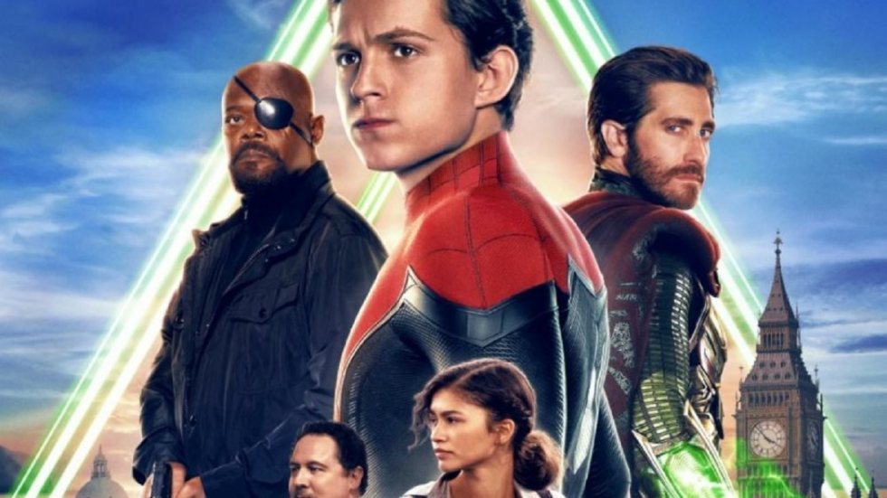 Nieuw Spinnenpak en Tony Stark-hint in trailer 'Spiderman: Far From Home'!
