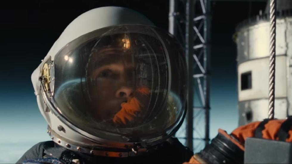 Eerste trailer 'Ad Astra' met Brad Pitt!