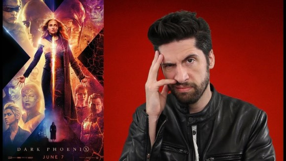 Jeremy Jahns - Dark phoenix - movie review