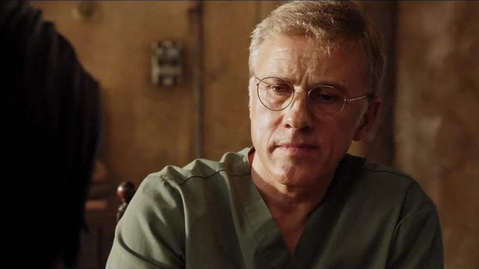 Christopher Waltz ('Alita: Battle Angel') in Woody Allen's nieuwe project 'Wasp 2019'