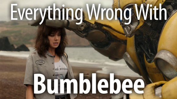 CinemaSins - Everything wrong with bumblebee in 22 minutes or less