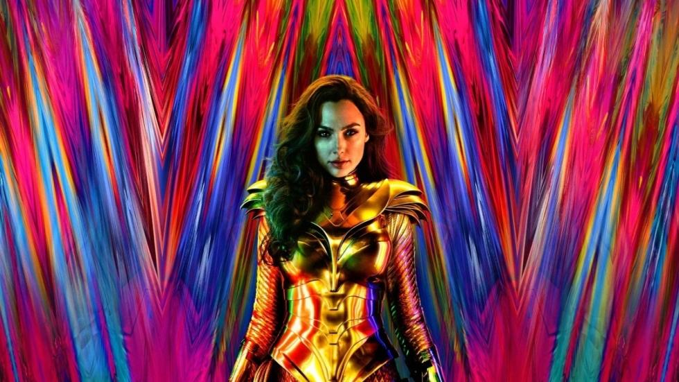 Officiële poster 'Wonder Woman 1984' met Gal Gadot in nieuw kostuum!