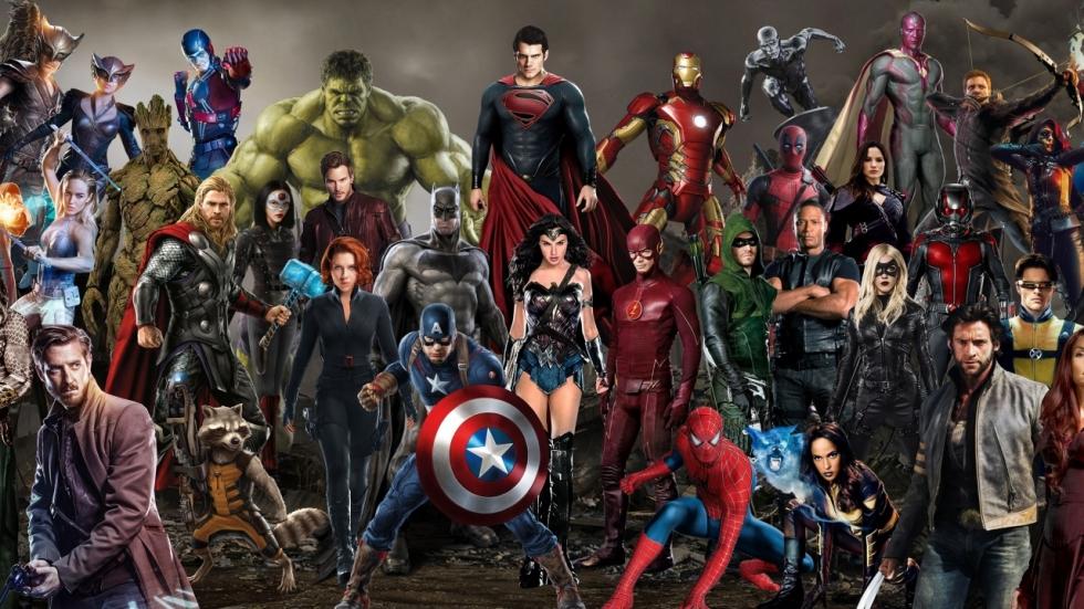 POLL: Welke acteur verdient de 'Oscar voor Beste superheld'?