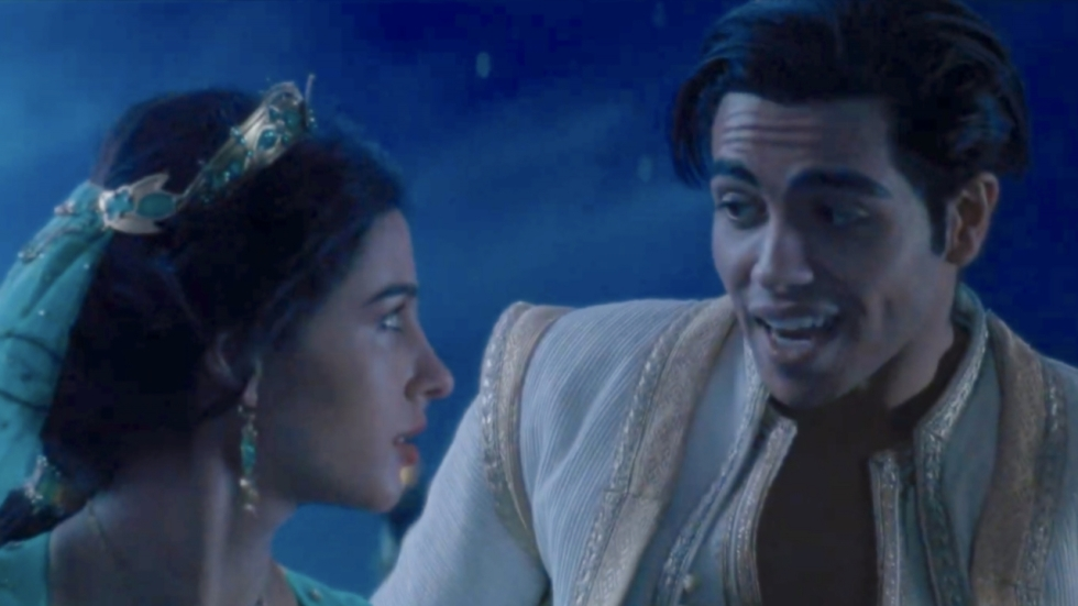 Disney deelt volledige clip van betoverend nummer 'A Whole New World' uit 'Aladdin'