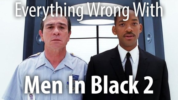 CinemaSins - Everything wrong with men in black ii