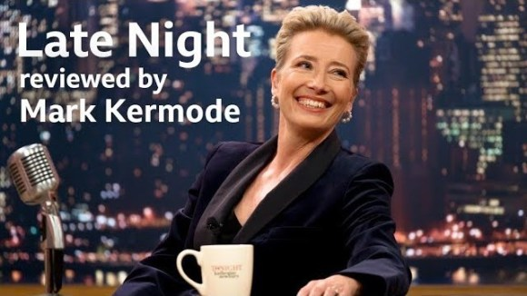 Kremode and Mayo - Late night reviewed by mark kermode