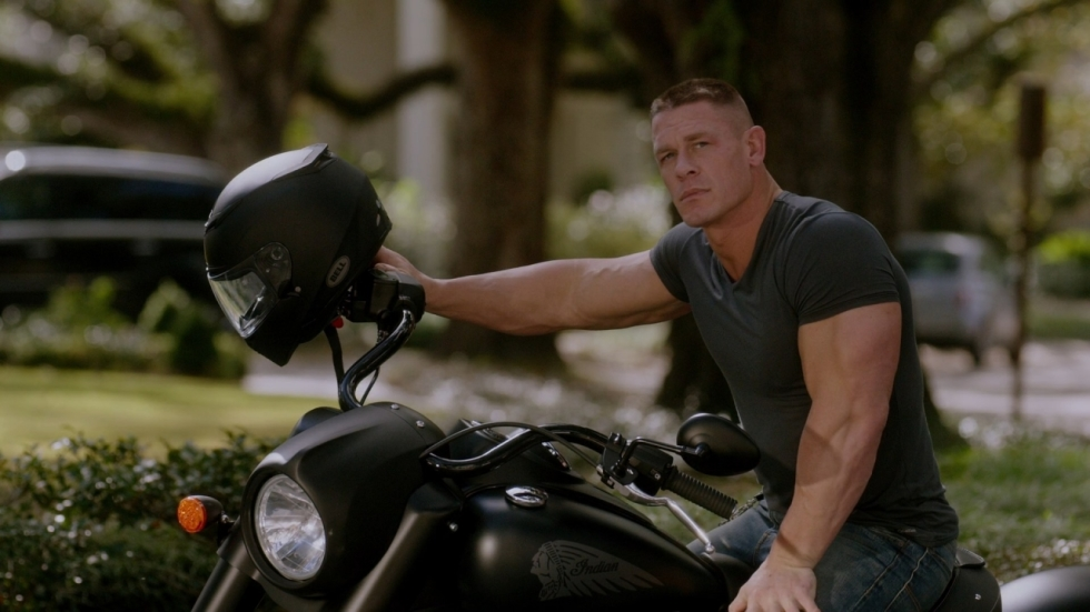 'Bumblebee'-held John Cena in 'Fast and the Furious 9'