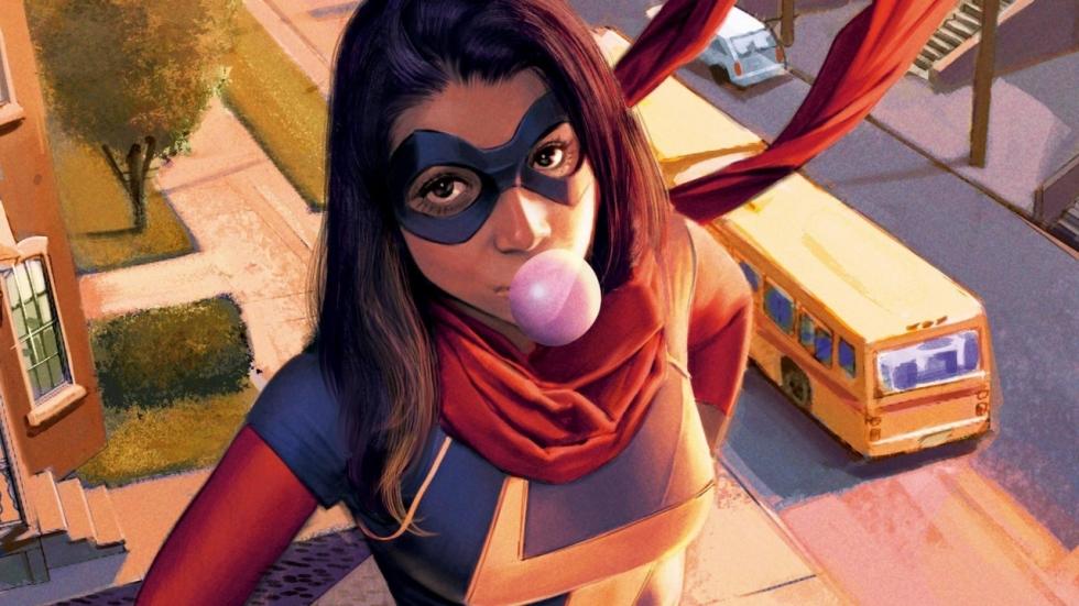 Marvel-film 'Ms. Marvel' staat nu ook op de agenda