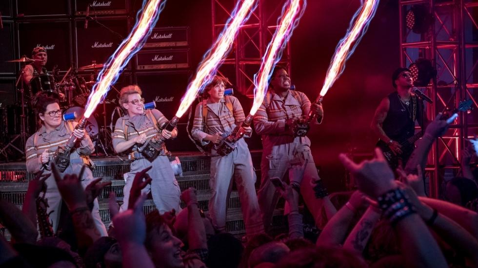 Nog steeds hoop op vervolg op 'Ghostbusters' uit 2016