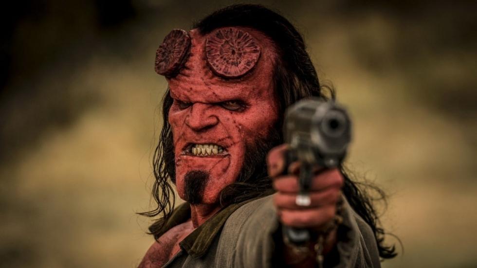 Geflopte 'Hellboy' komt veel sneller uit op schijf en VOD