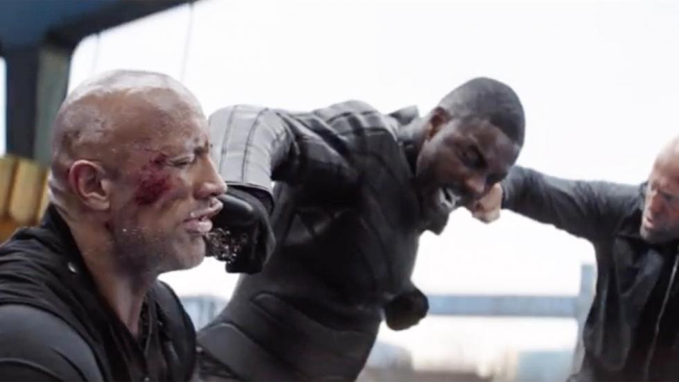 Fast & Furious spin-off 'Hobbs And Shaw' moest een té gruwelijke scéne verwijderen