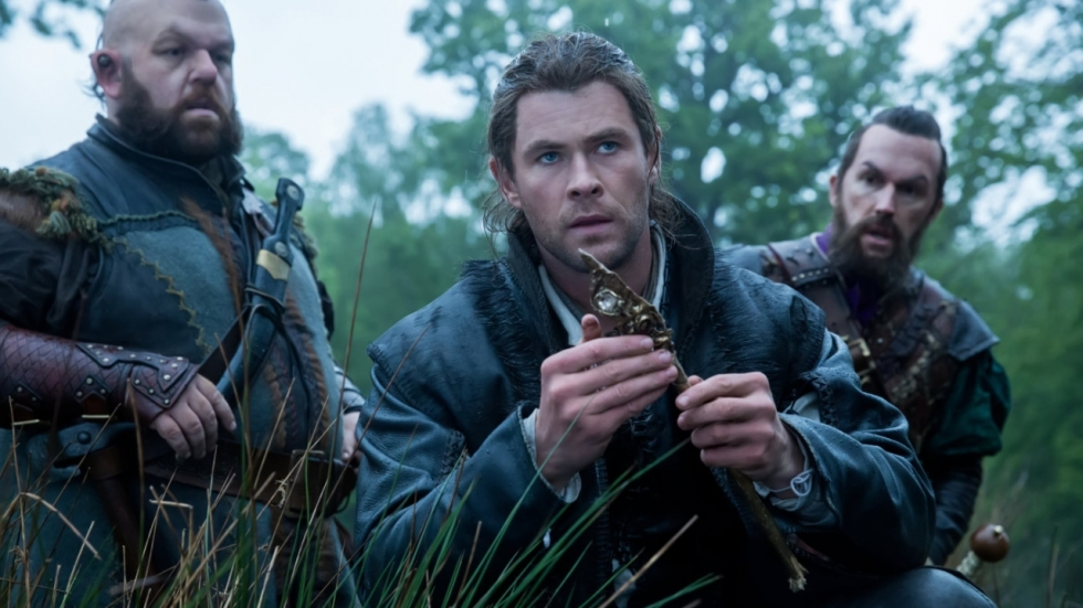 Chris Hemsworth (Thor) zou 'The Huntsman: Winter's War' liever uit zijn CV gummen