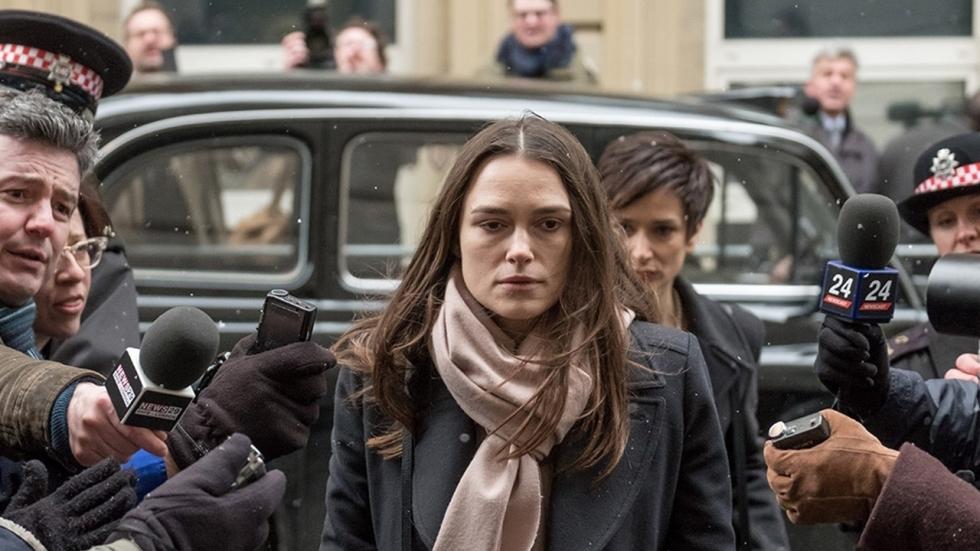 Keira Knightley probeert de Irakoorlog te stoppen in eerste trailer 'Official Secrets'