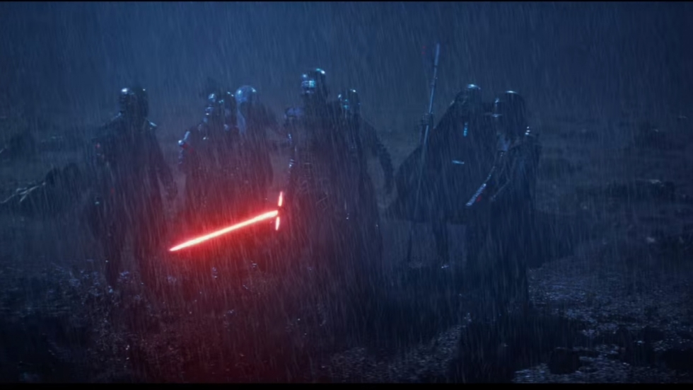 Alles wat we al weten over de Knights of Ren in 'Star Wars: The Rise of Skywalker'