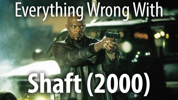 CinemaSins - Everything wrong with shaft (2000) in 13 minutes or less