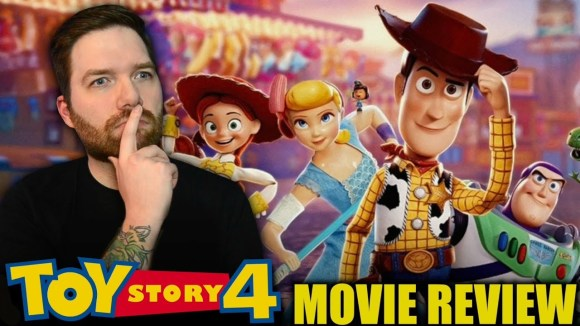 Chris Stuckmann - Toy story 4 - movie review