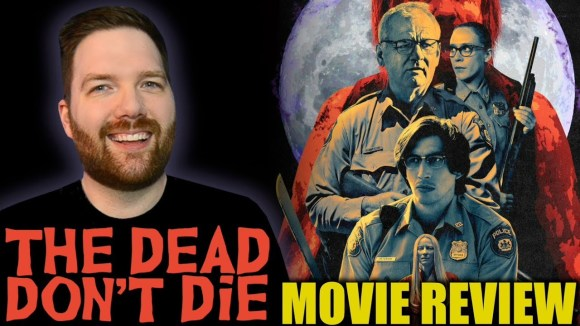 Chris Stuckmann - The dead don't die - movie review