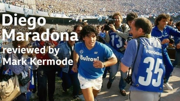 Kremode and Mayo - Diego maradona reviewed by mark kermode