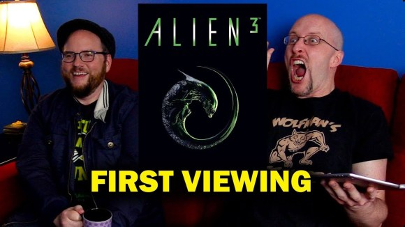 Channel Awesome - Alien 3 - first viewing