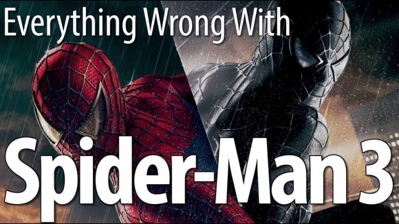 CinemaSins - Everything wrong with spider-man 3