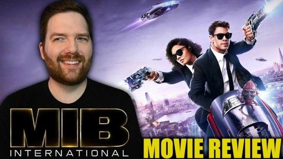 Chris Stuckmann - Men in black: international - movie review