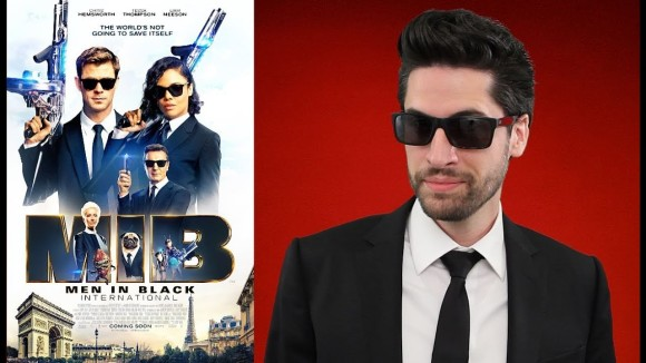 Jeremy Jahns - Men in black: international - movie review