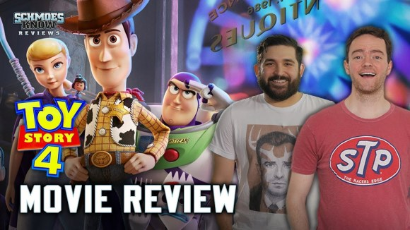 Schmoes Knows - Toy story 4 movie review