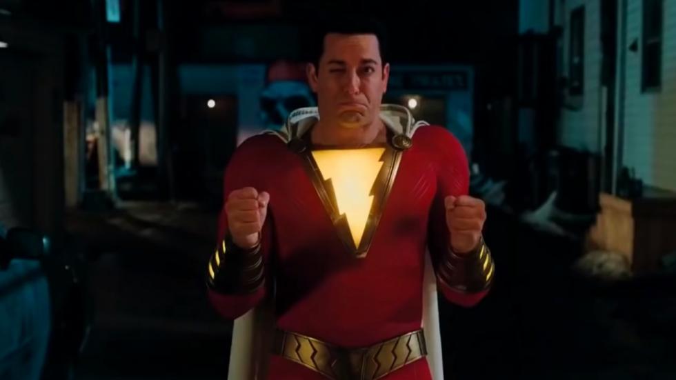 Superhelden-film 'Shazam!' is succesvol genoeg voor een vervolg