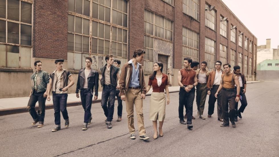 Eerste officiële foto 'West Side Story' van Steven Spielberg!