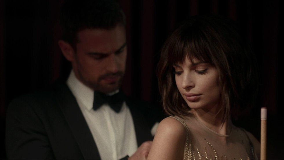 Trailer dieven-film 'Lying And Stealing' met o.a. Emily Ratajkowski