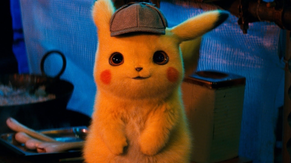 De eerste recensies van 'Detective Pikachu' zijn binnen!