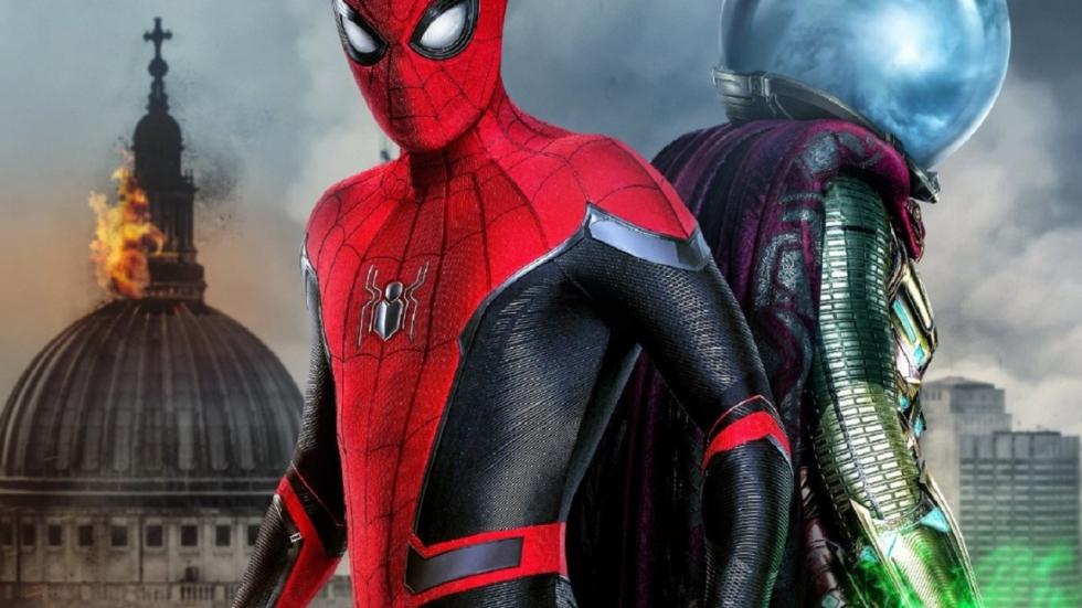 Eerste reacties 'Spider-Man: Far Frome Home'!