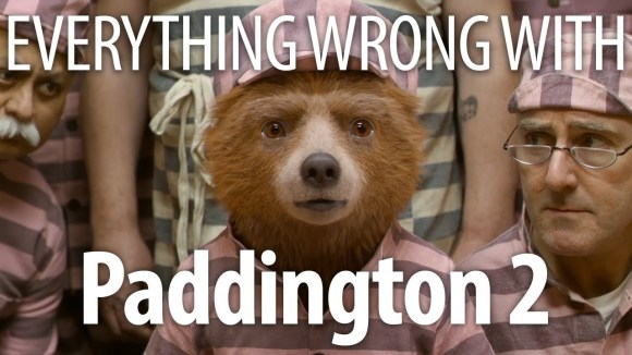 CinemaSins - Everything wrong with paddington 2