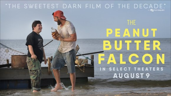 Fijne trailer 'The Peanut Butter Falcon' met Shia LaBeouf (Transformers) en Dakota Johnson (Fifty Shades)