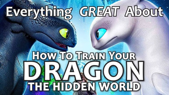 CinemaWins - Everything great about how to train your dragon: the hidden world!