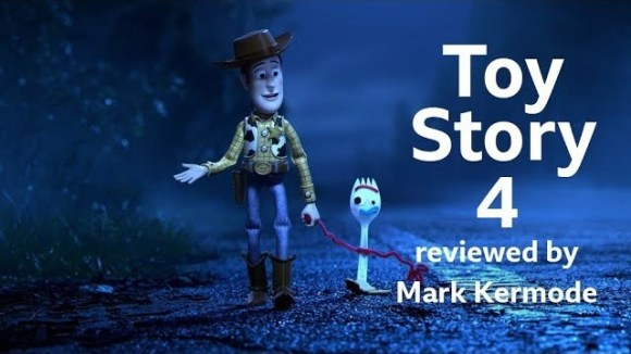 Kremode and Mayo - Toy story 4 reviewed by mark kermode