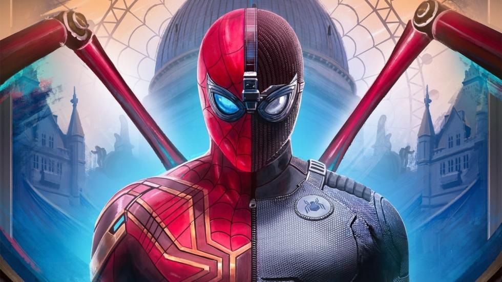 Ongemakkelijke ontmoeting in beelden 'Spider-Man: Far From Home' & strakke posters