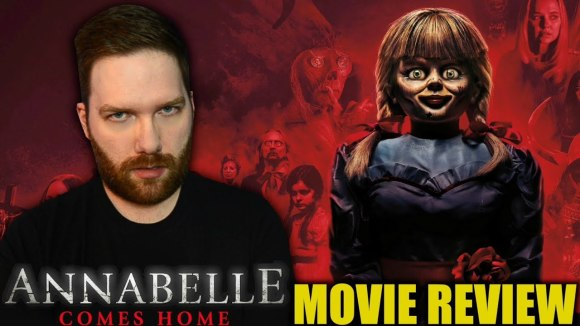 Chris Stuckmann - Annabelle comes home - movie review