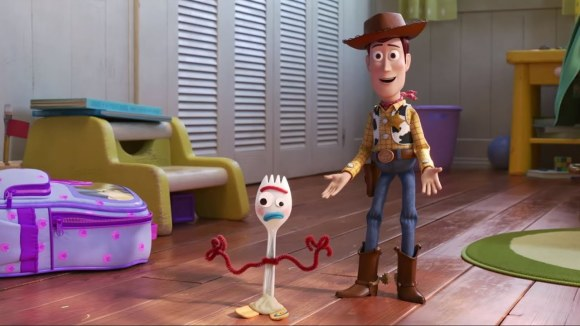 Toy Story 4 0 teaser trailer