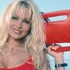 Pamela Anderson's hart gebroken door Franse voetballer Adil Rami