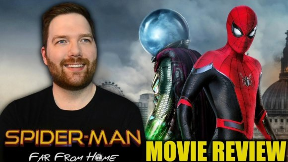 Chris Stuckmann - Spider-man: far from home - movie review