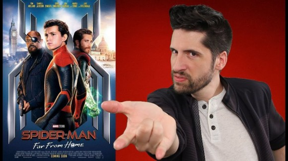 Jeremy Jahns - Spider-man: far from home - movie review
